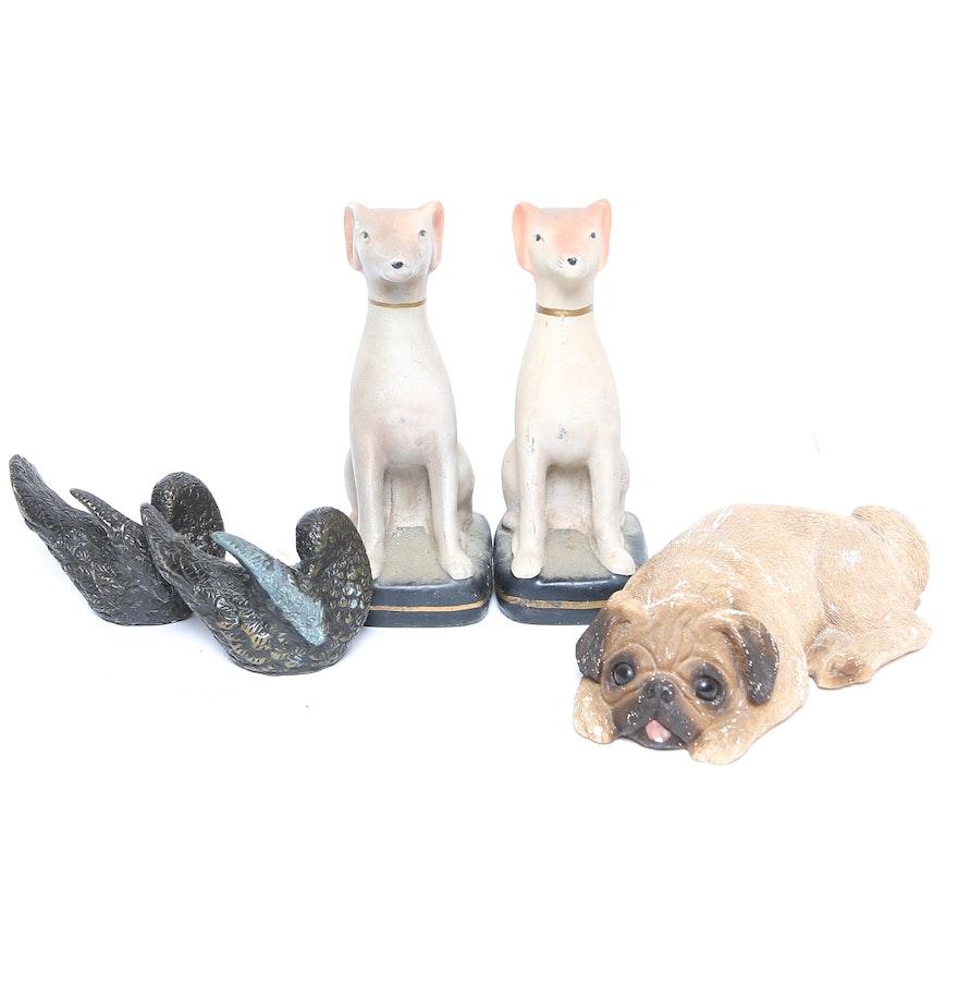 Selection Of Dog And Dove Home Decor Ebth