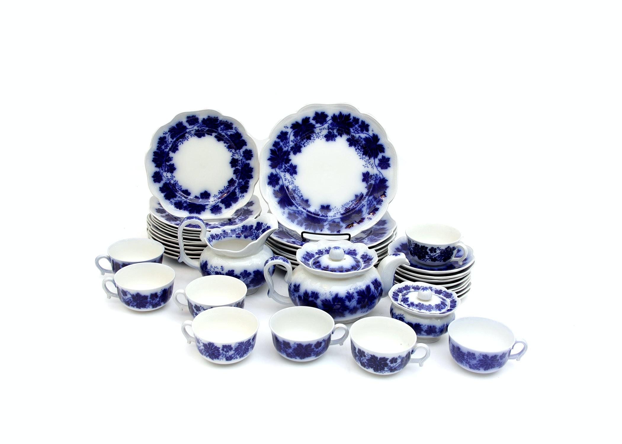 Set of Swedish Gelfe Dinnerware in the \ Viranka\  Pattern ...  sc 1 st  EBTH.com & Set of Swedish Gelfe Dinnerware in the \