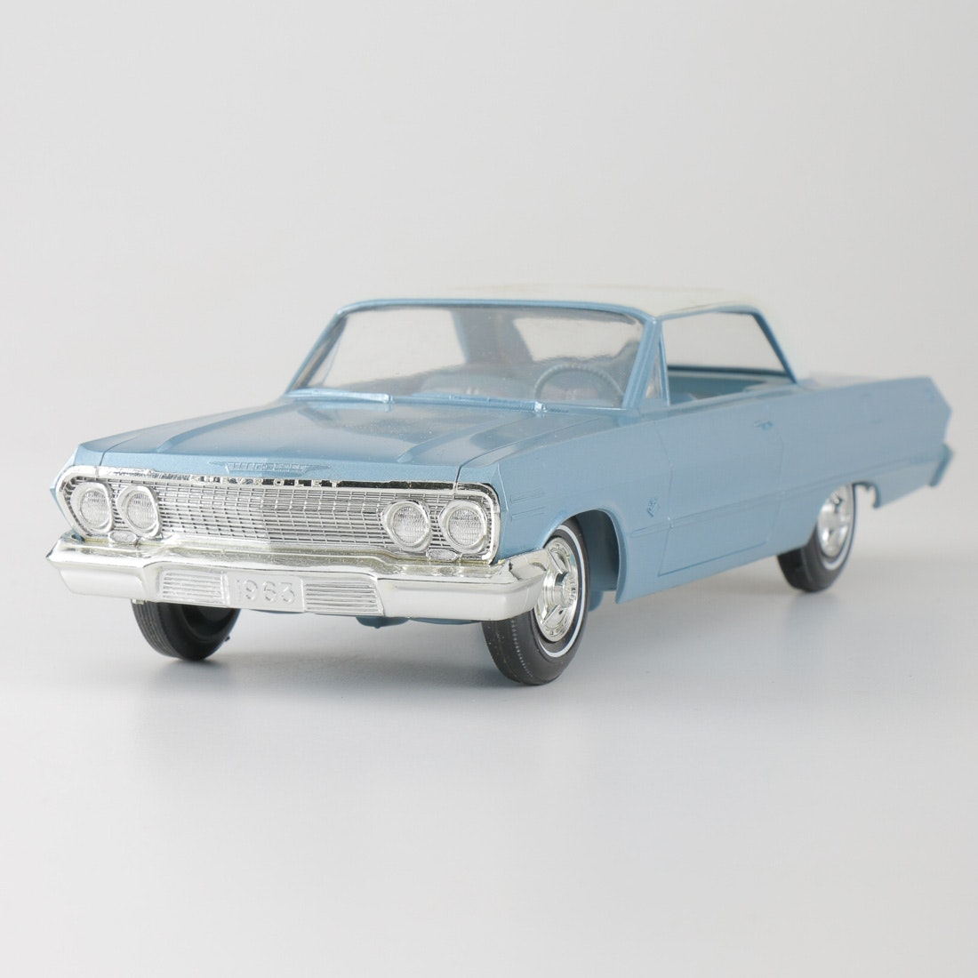 1963 Chevrolet Impala SS Promo