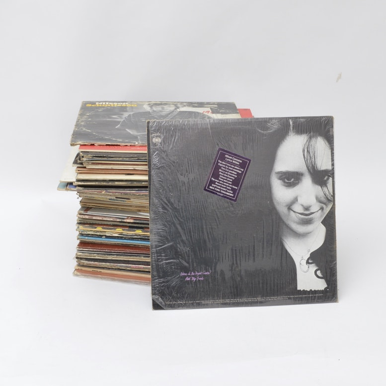 Laura Nyro Harry Nilsson And Other Pop Lps Ebth