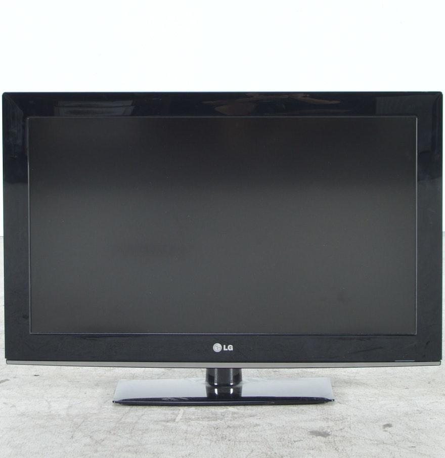 "LG 32"" Flat Screen Television : EBTH"