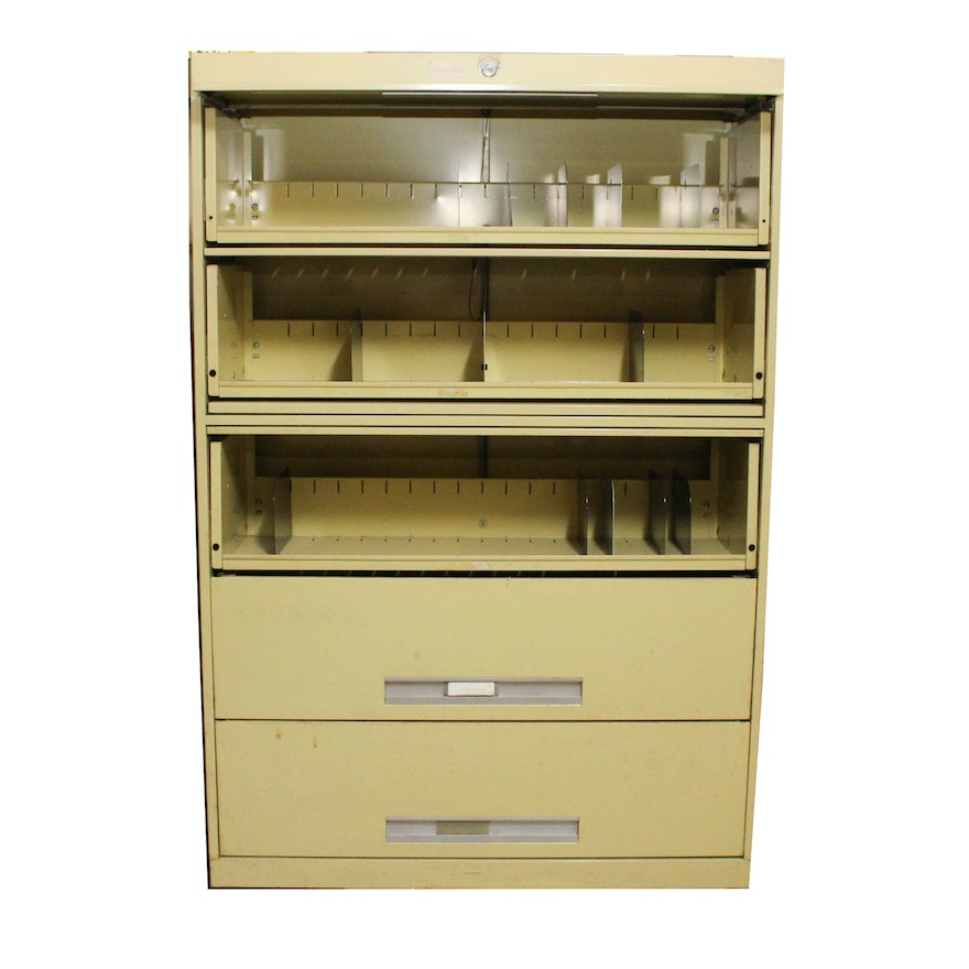 for filing furniture office sale nz cabinet vintage post designs file top desk metal related worn lateral crank industrial home leather table storage