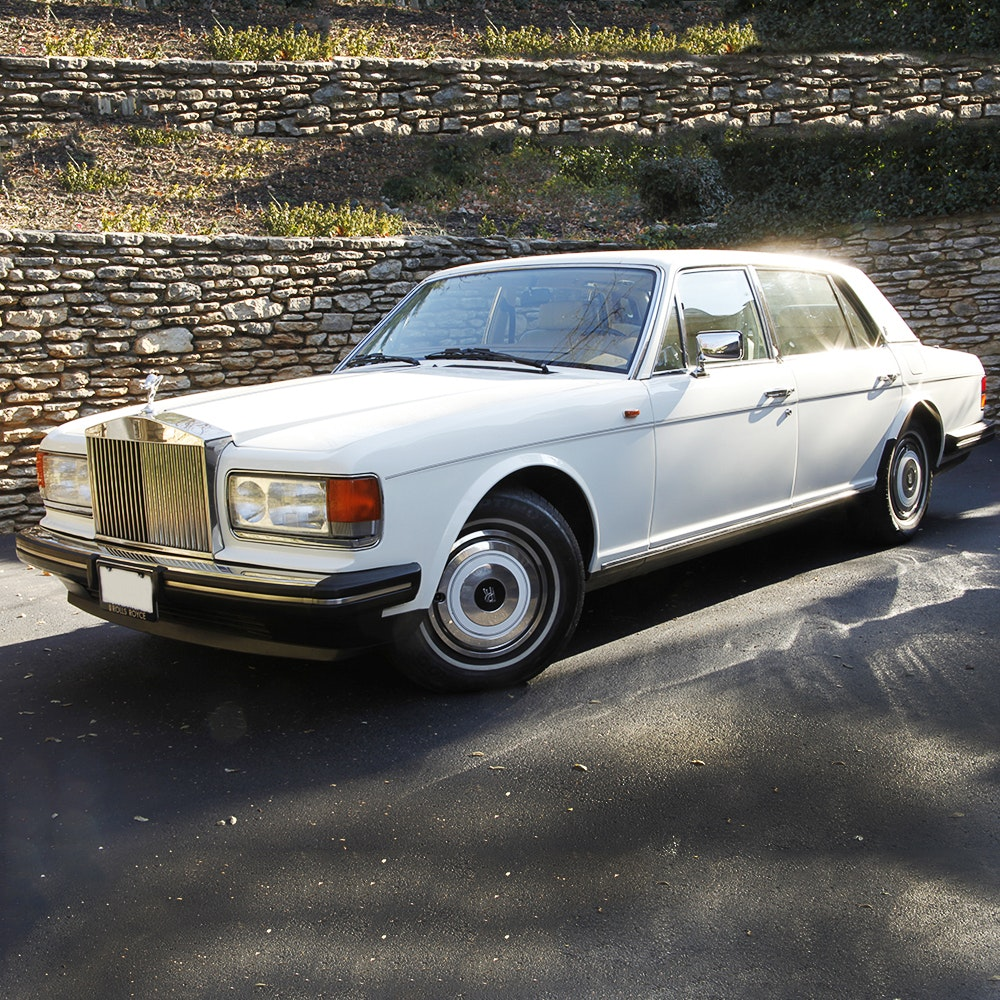 1989 Rolls Royce Silver Spur 1989 Rolls Royce Silver Spur