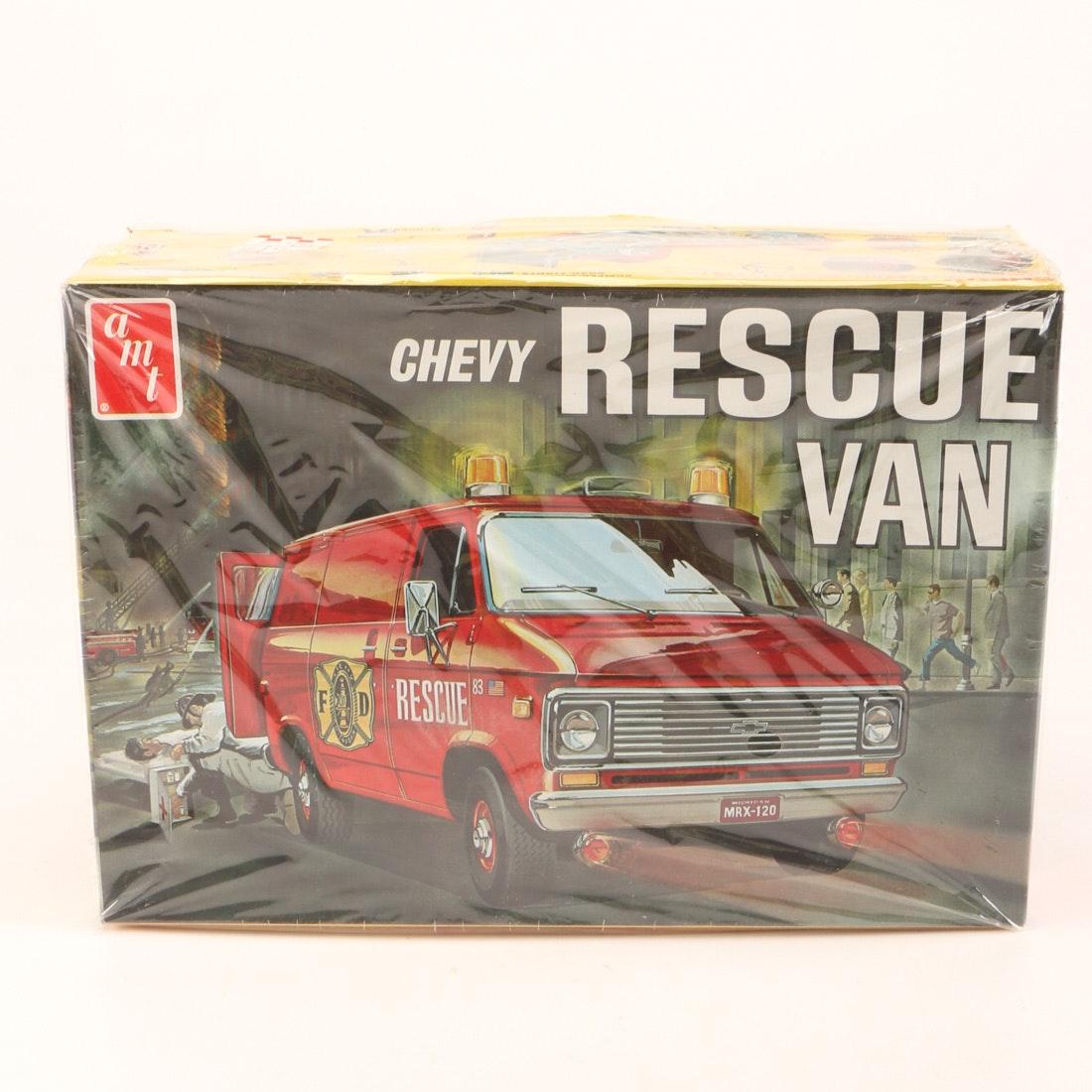 Original Issue Chevrolet Rescue Van