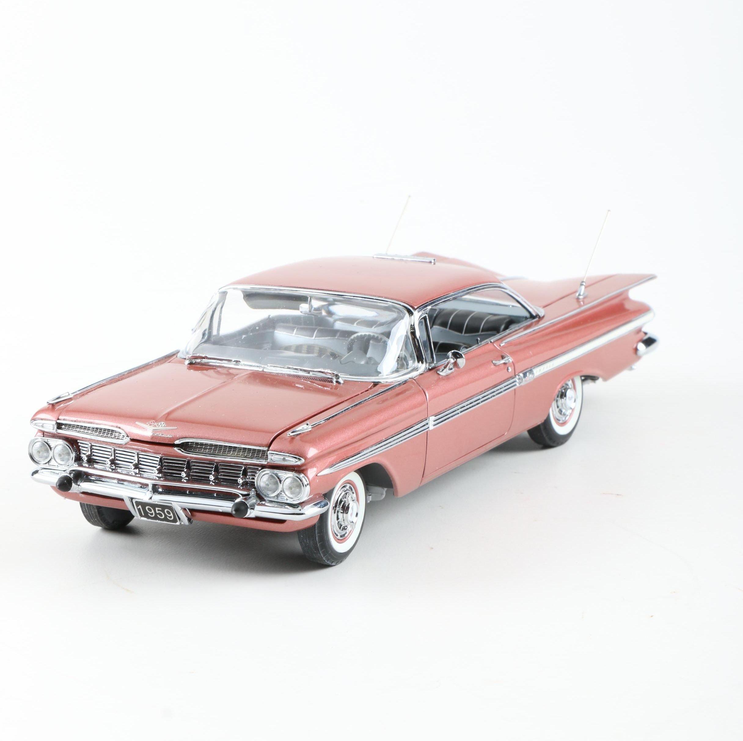 1959 Chevrolet Impala by Danbury Mint
