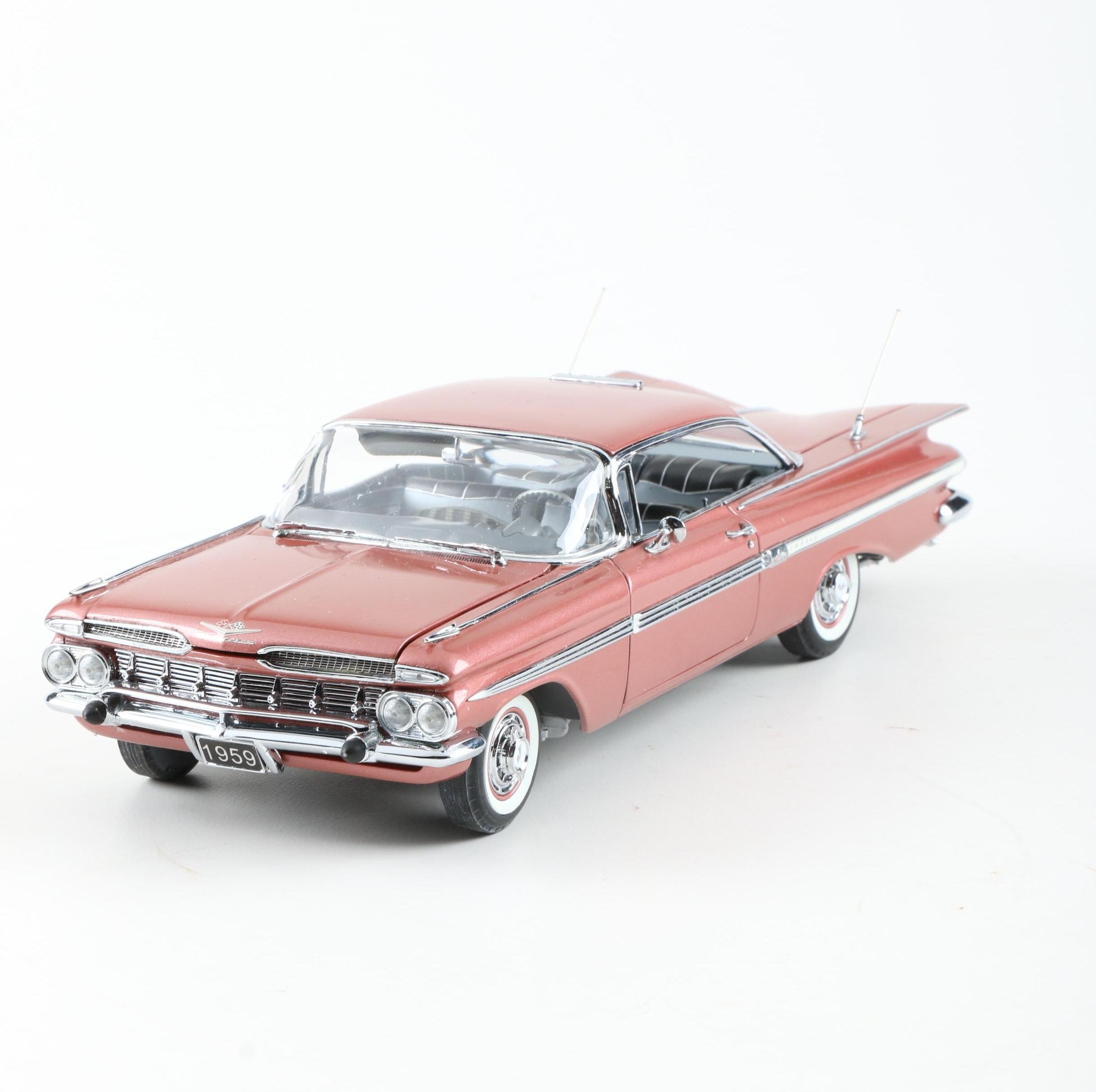 1959 Chevrolet Impala by Danbury Mint