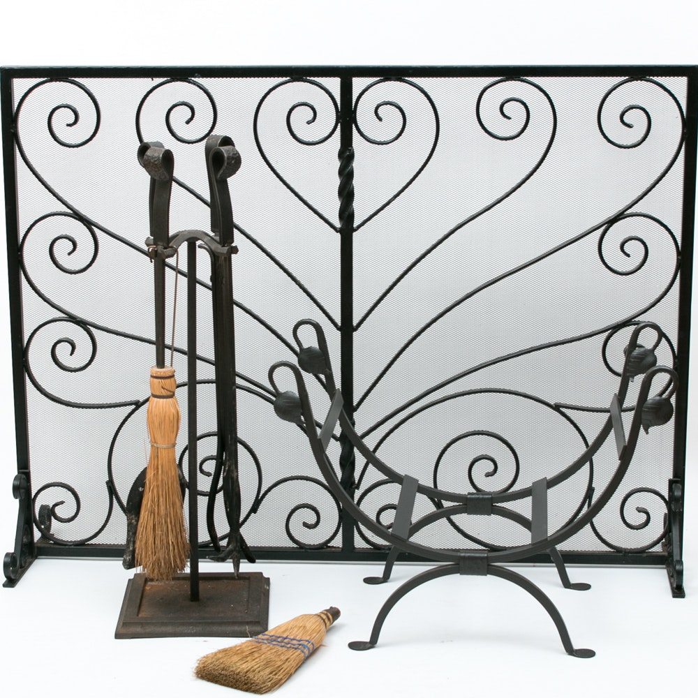 fireplace screen and tools 28 images tuell and fireplace