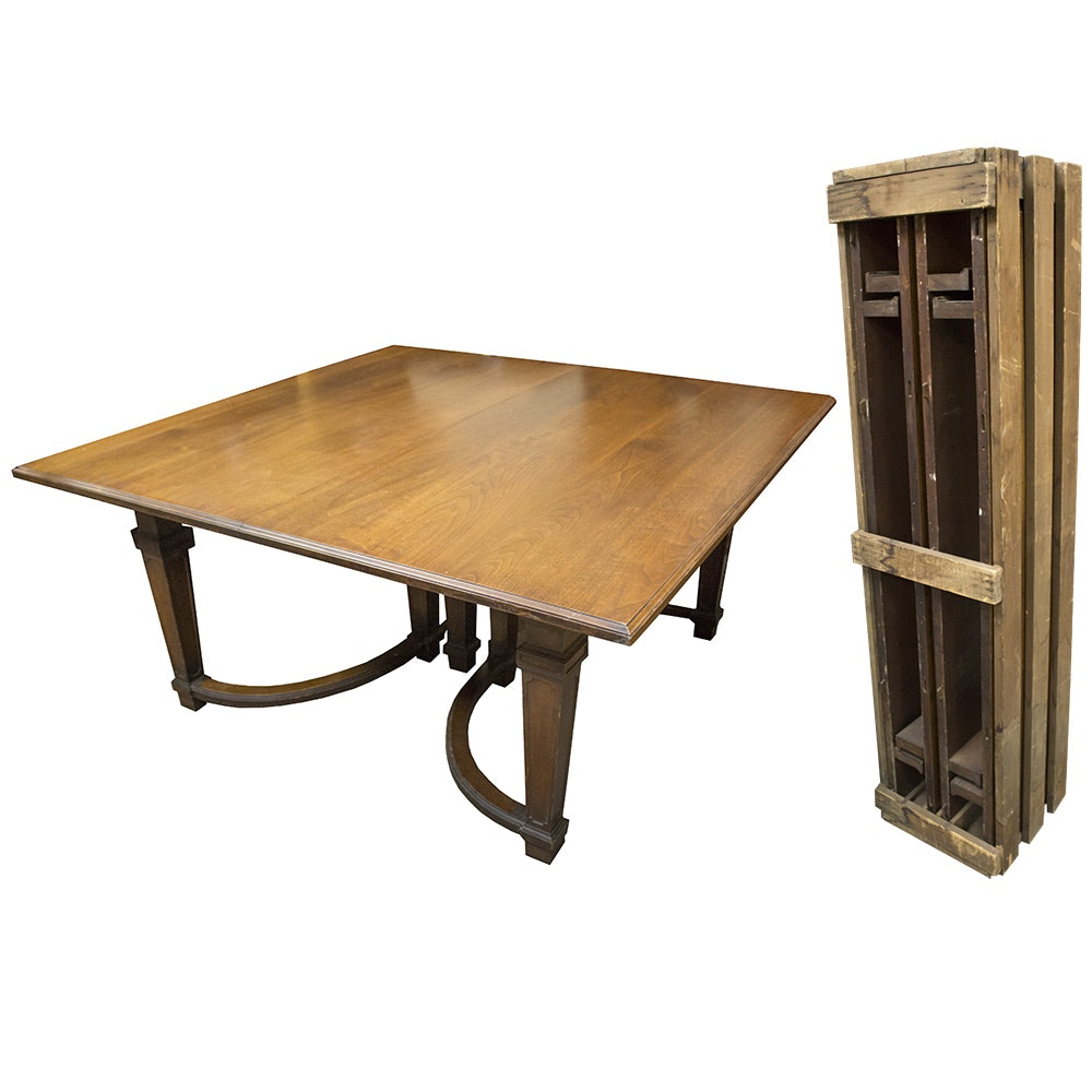 Square Walnut Dining Table Winsome Wood Groveland Square  : IMG0249jpgixlibrb 11 from amlibgroup.com size 880 x 906 jpeg 75kB