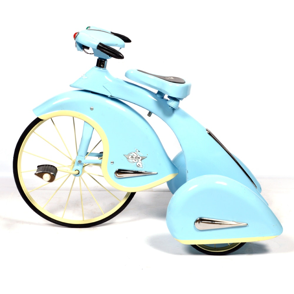 Sky King Retro Tricycle