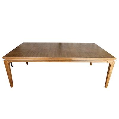 "A.R.T. Furniture ""Ventura"" Oak Dining Table"
