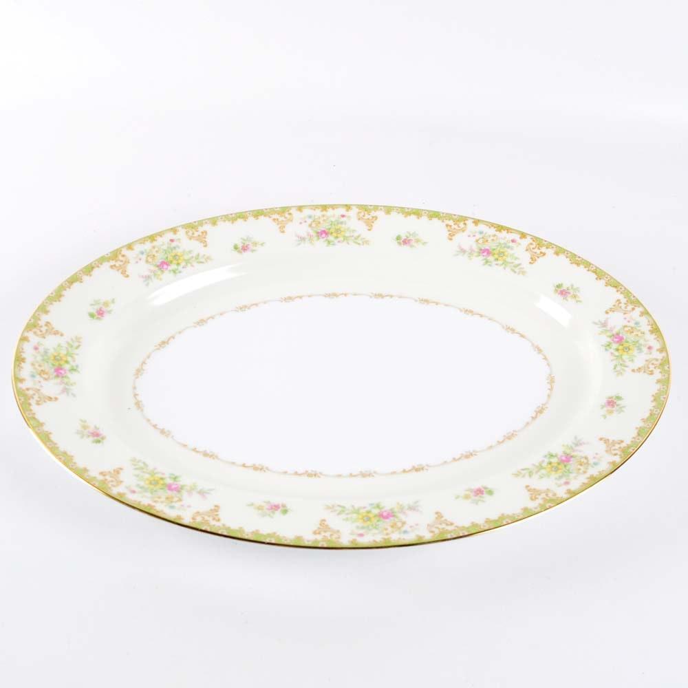 Noritake Japan Platter
