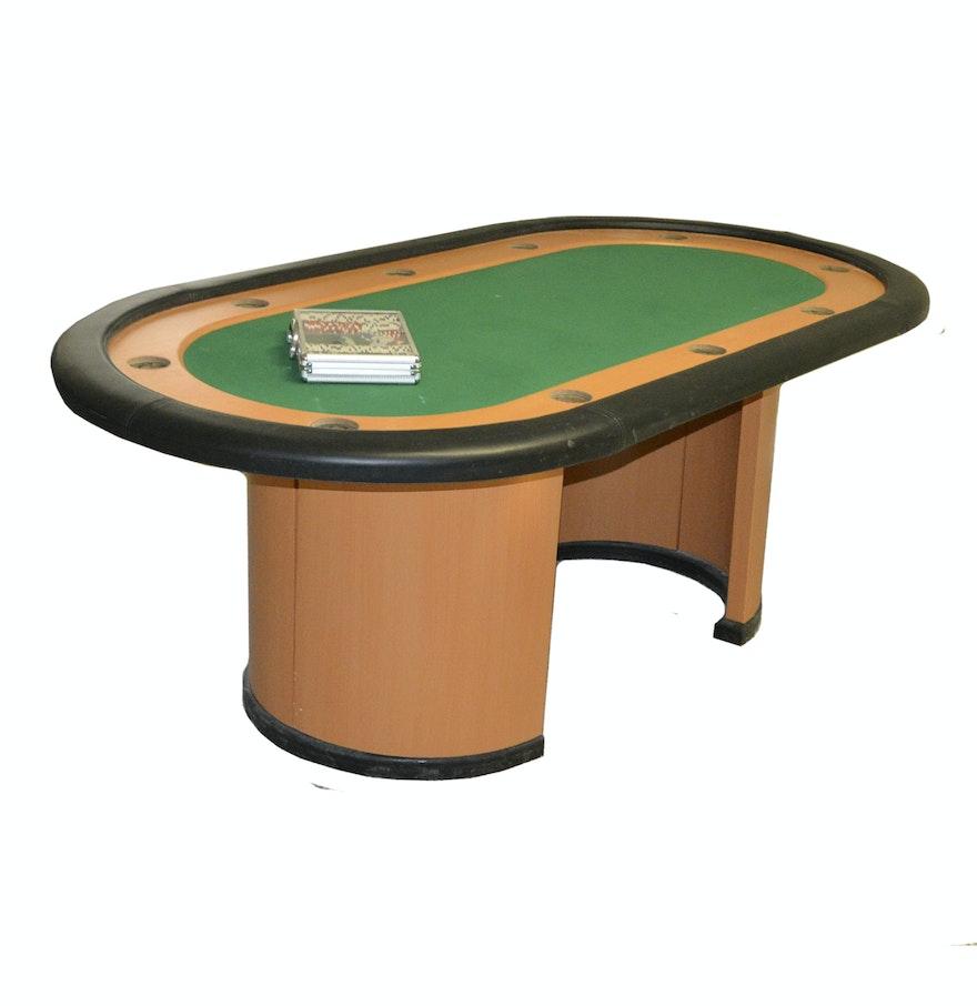 Poker table ebth for Poker table 6 ou 9