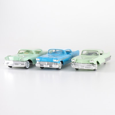 All Categories In The Dennis Erickson Model Car Collection