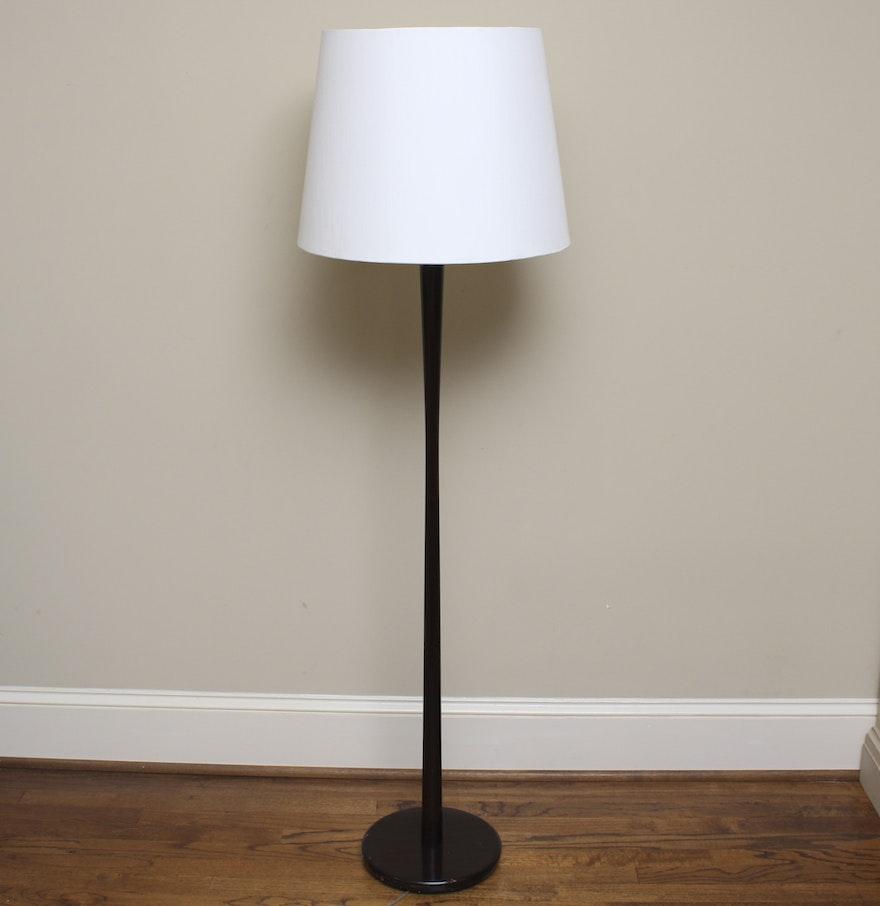 Mahogany floor lamp ebth mahogany floor lamp geotapseo Choice Image