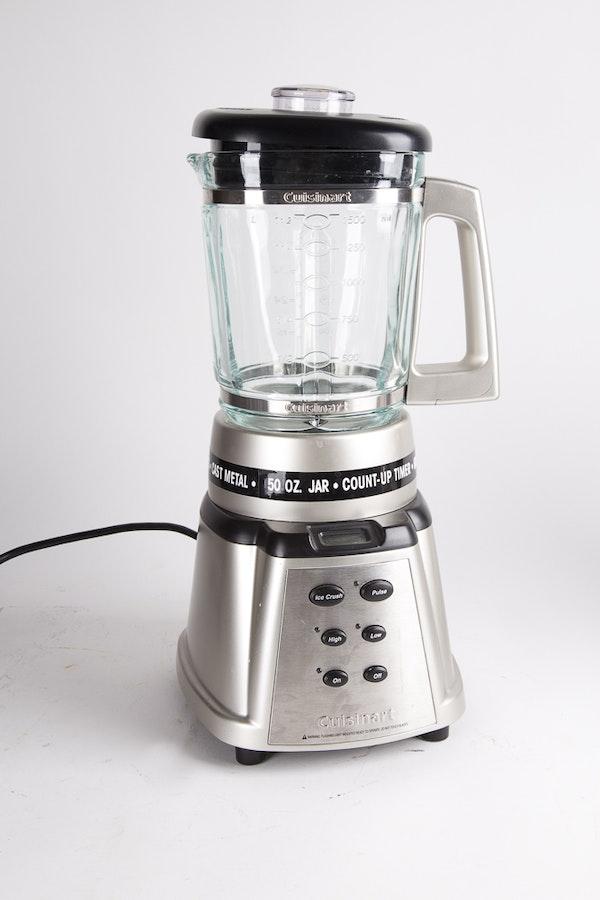 Kitchen Appliances Including Cuisinart and Ninja : EBTH