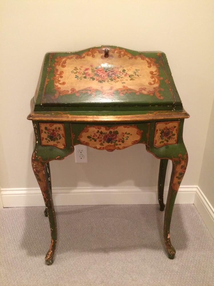 Laura Ashley Louis XV Style Desk