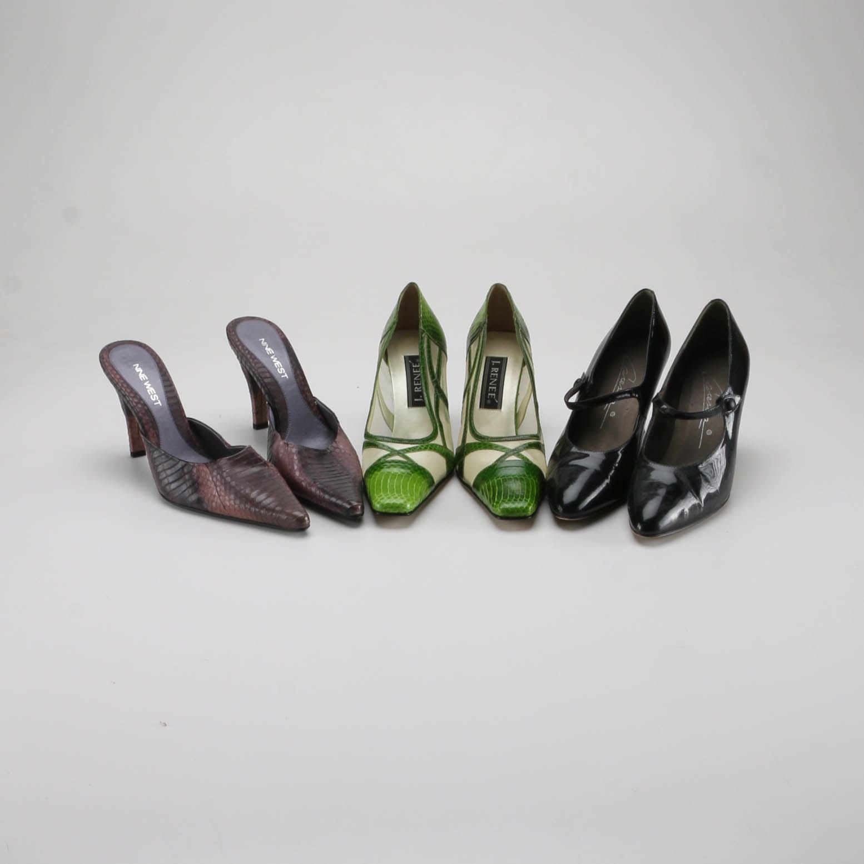 Women's Shoes Including Nine West