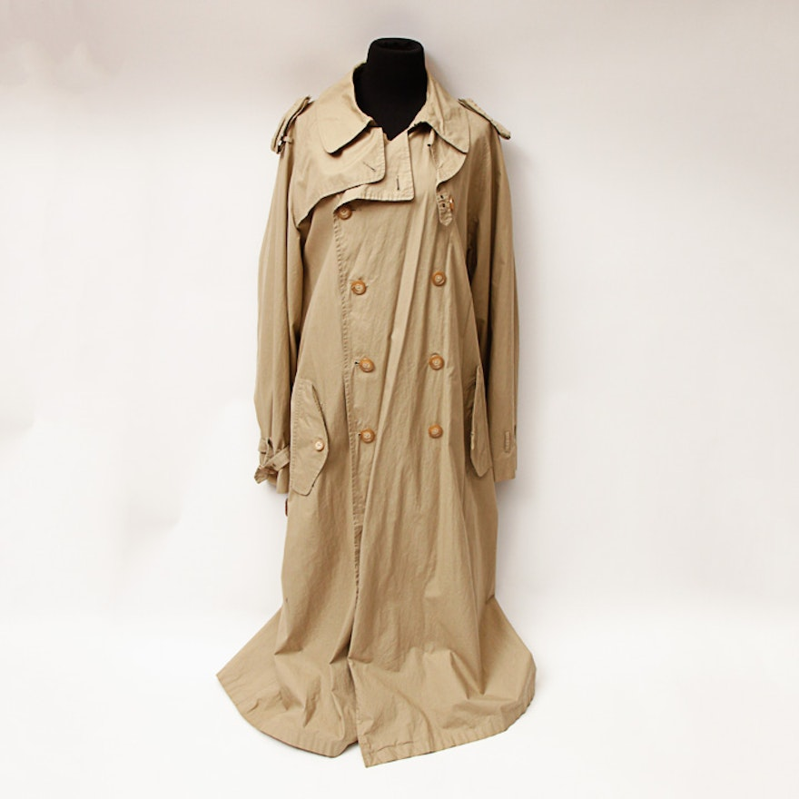 9ddceda7e Men s Polo Ralph Lauren Trench Coat   EBTH
