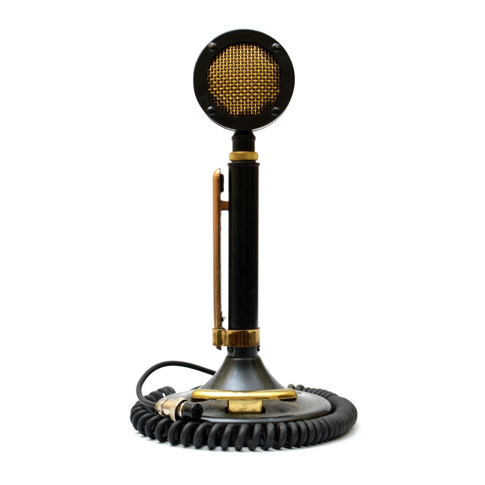 Astatic Night Eagle Lollipop Microphone Head