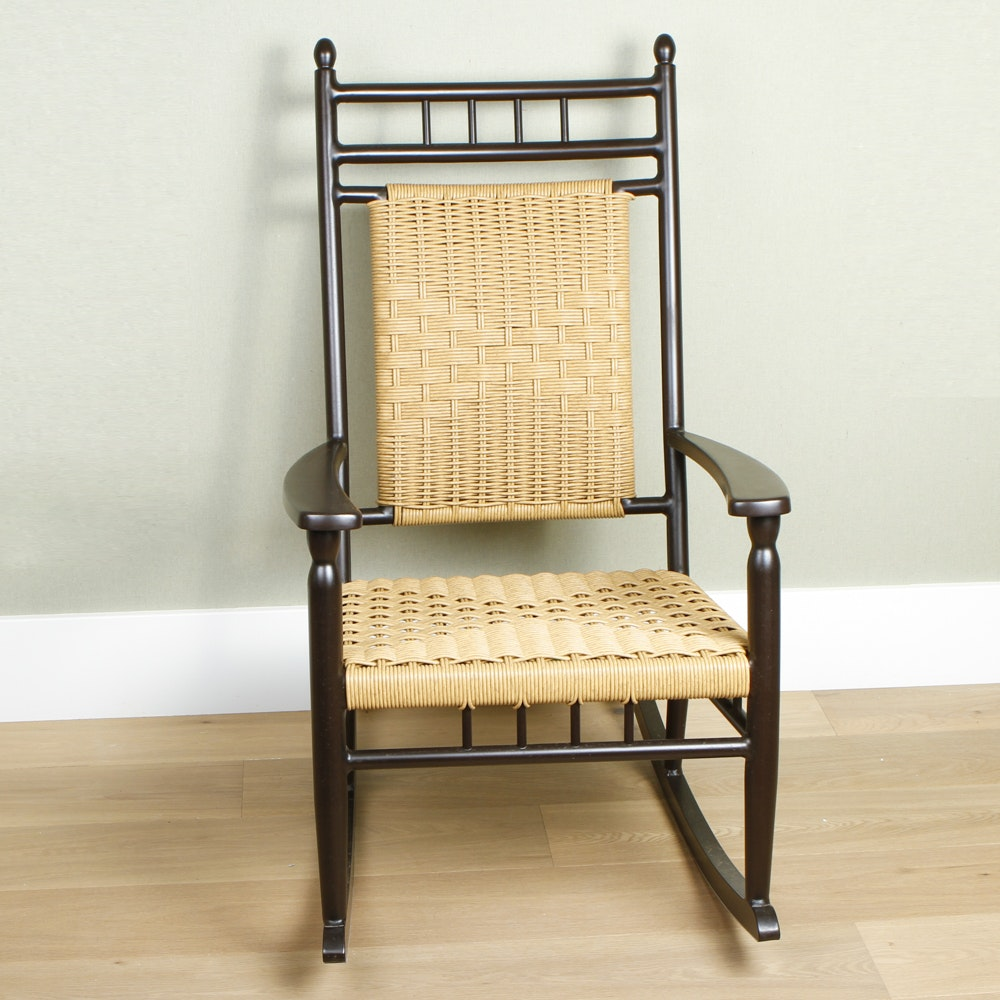 Lloyd Flanders Low Country Rocking Chair ...