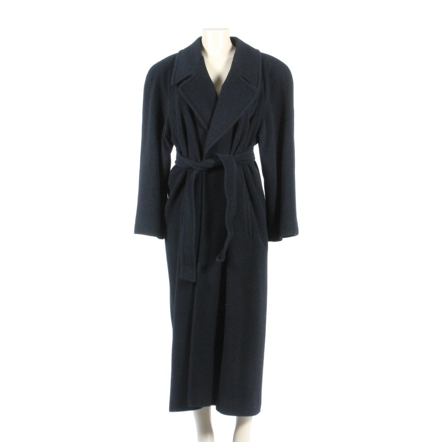 Saks Fifth Avenue Regency Cashmere Coat : EBTH