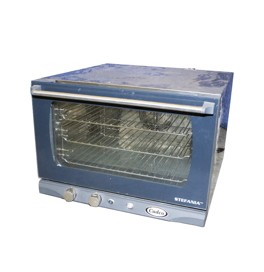 Heavy Duty Countertop : Cadco heavy duty countertop conventional oven ebth