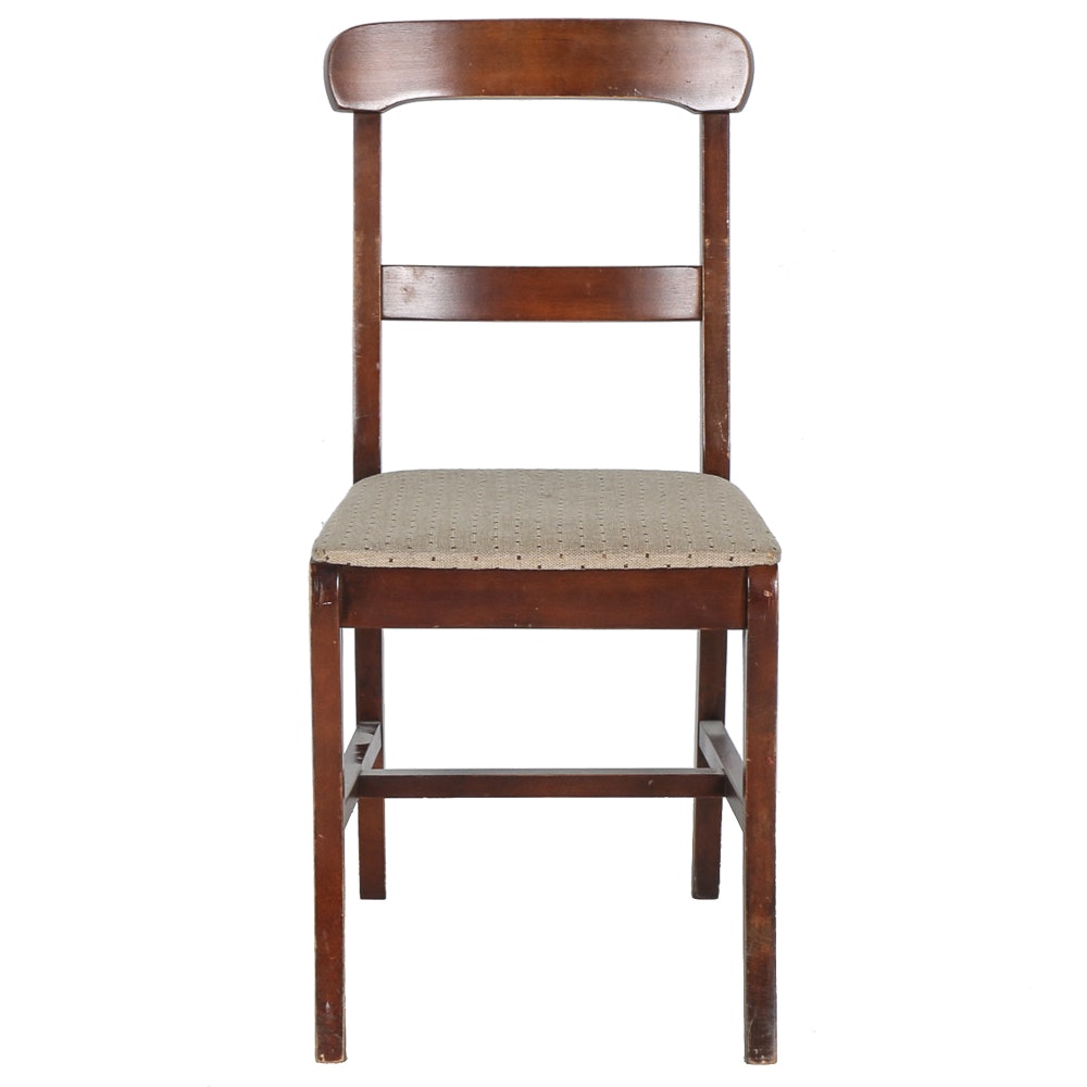 Vintage Side Chair by Carolina Furniture Works, Inc.
