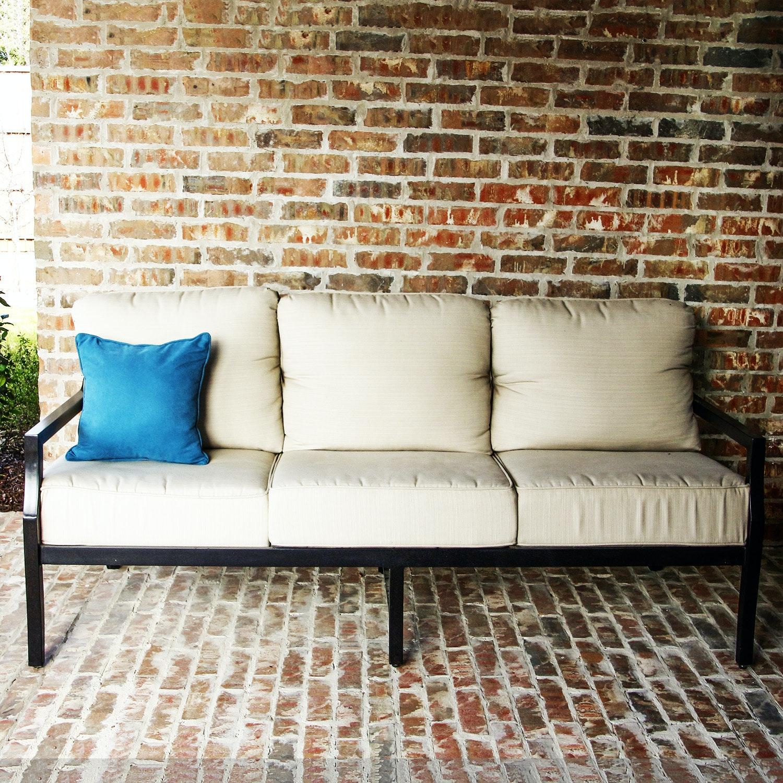Full Size Patio Sofa