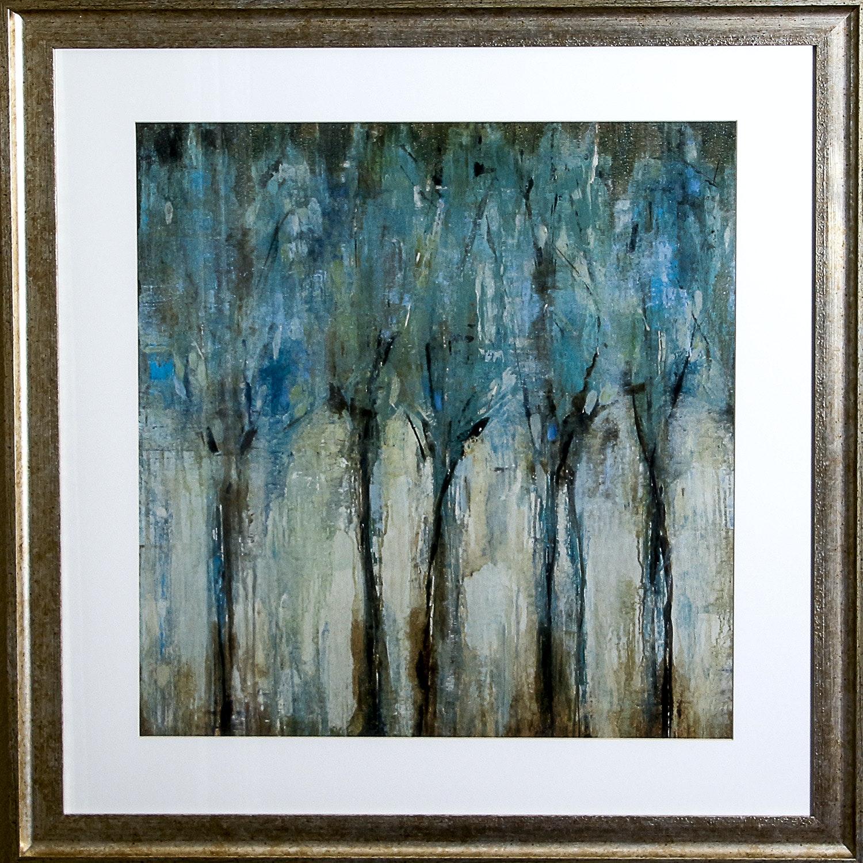 "Liz Jardine Framed Print ""Whispering Winds"""