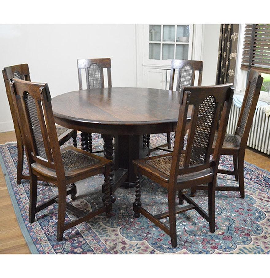 dsc : seven piece dining set