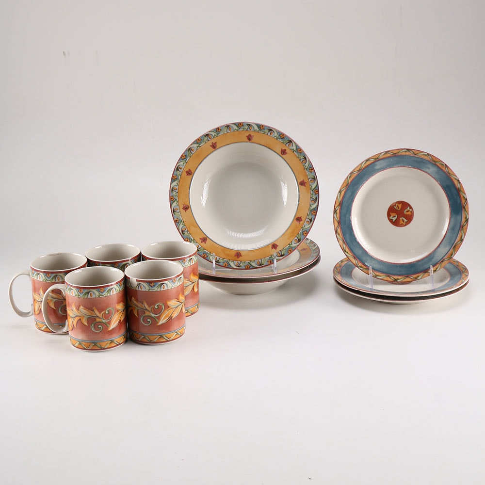 Coventry Stoneware Set ... & Coventry Stoneware Set : EBTH
