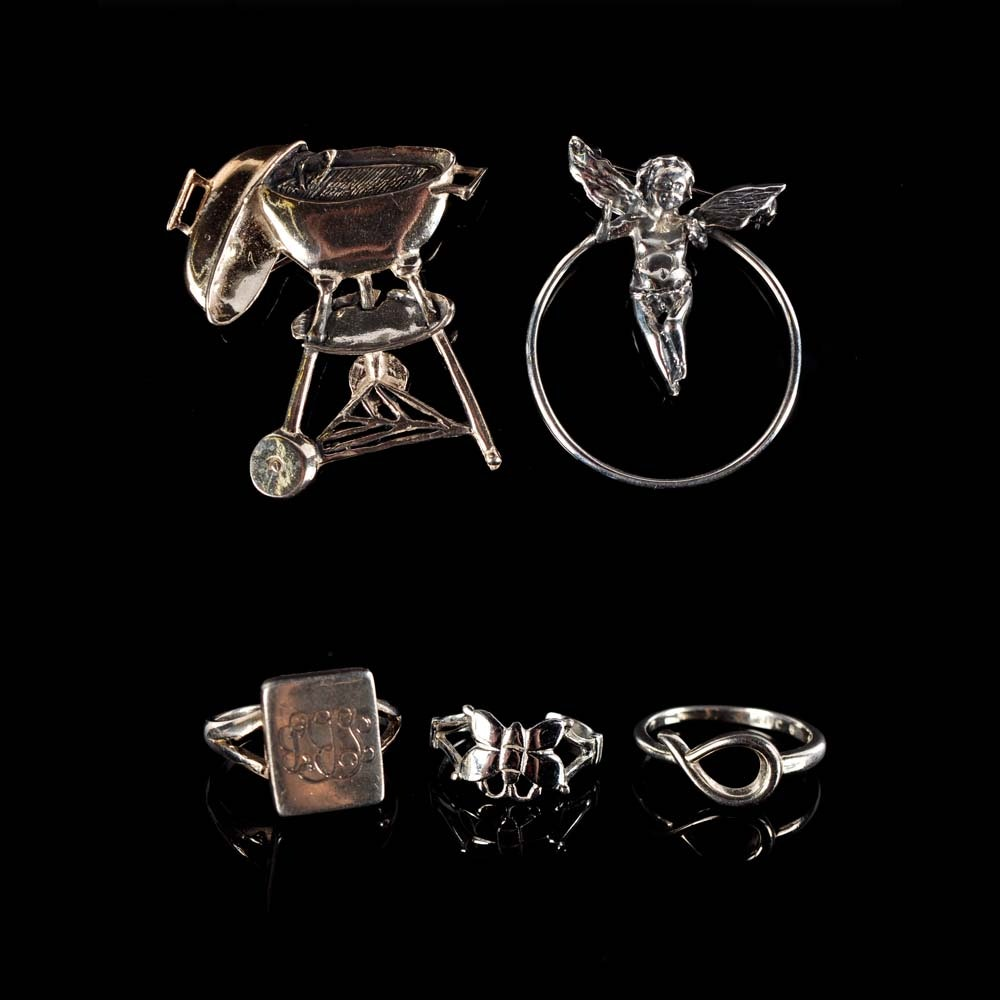 Sterling Silver Assortment