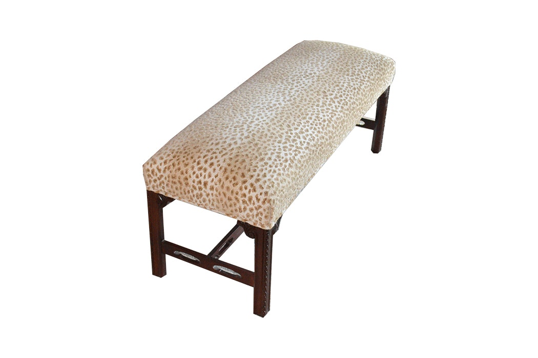 Beau Upholstered Bench By Southwood Furniture ...