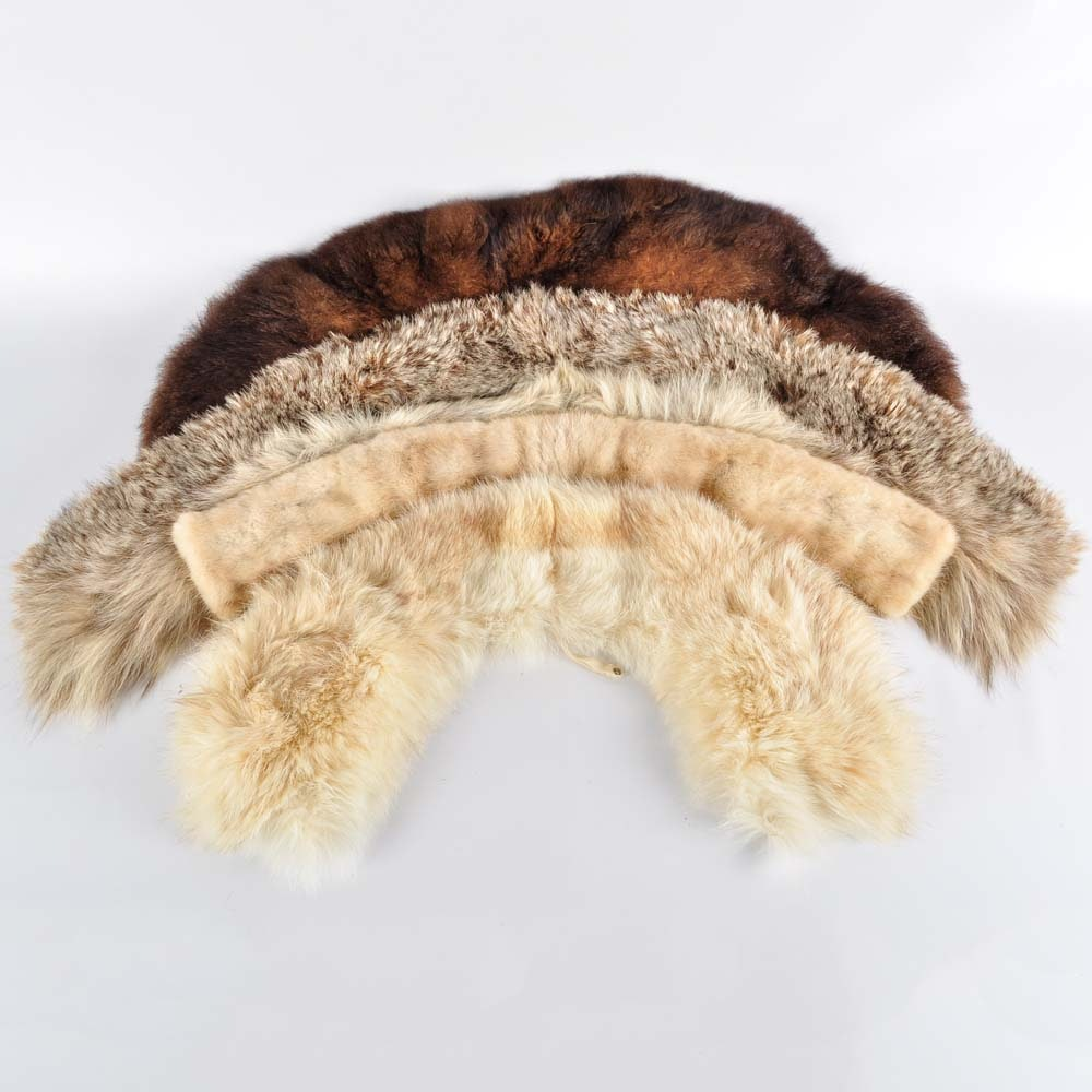 Fur Collar Assortment