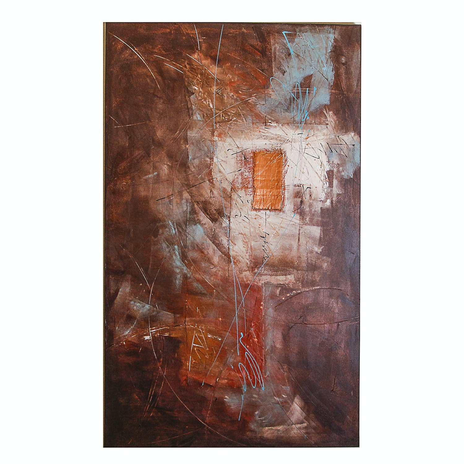 Large-Scale Giclee On Canvas