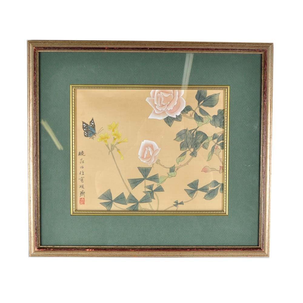Asian Art Painting