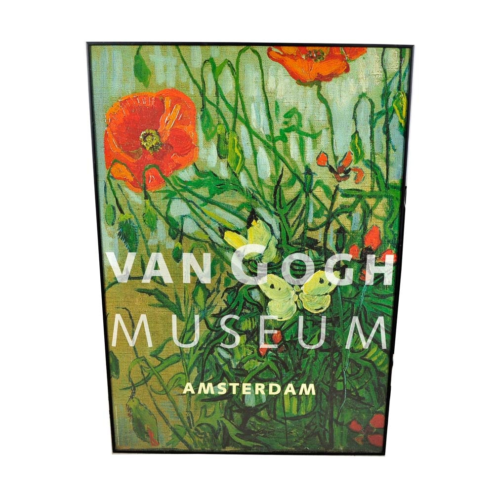 Van Gogh Museum Amsterdam Offset Lithograph