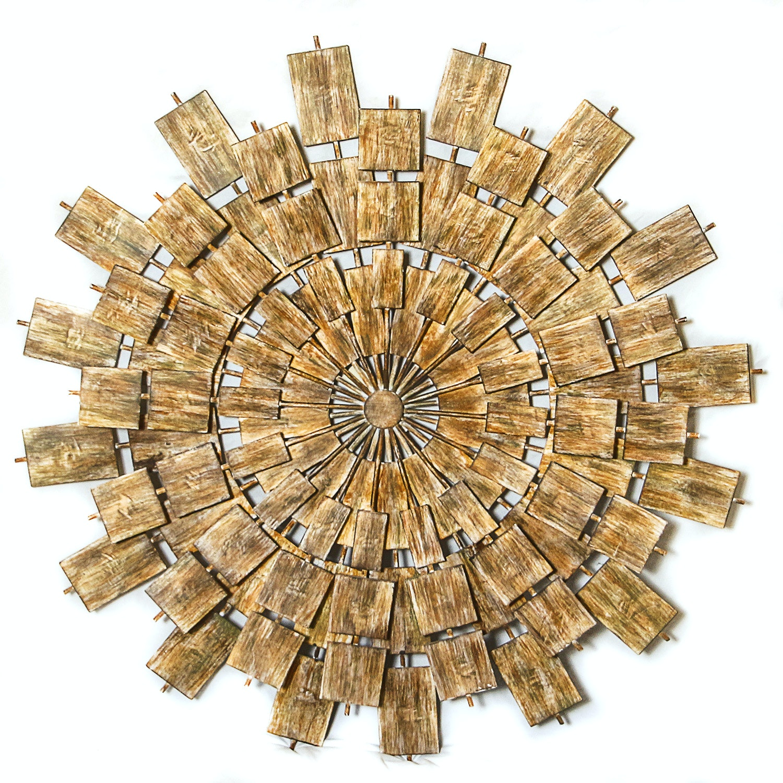 Layered Wheel Art