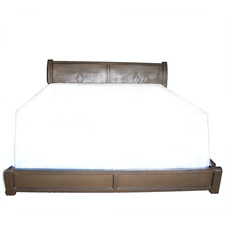 Wooden King Size Bed Frame
