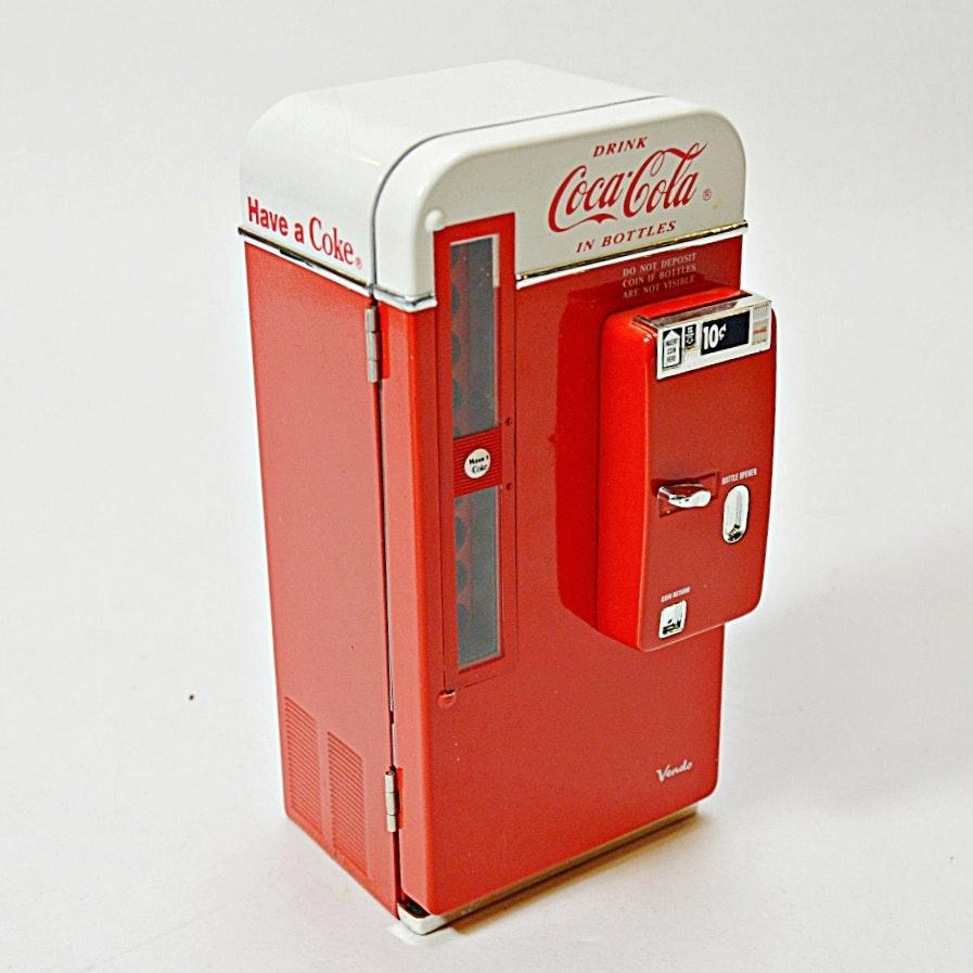 1990s Collectible Coke Vending Machine Model | EBTH