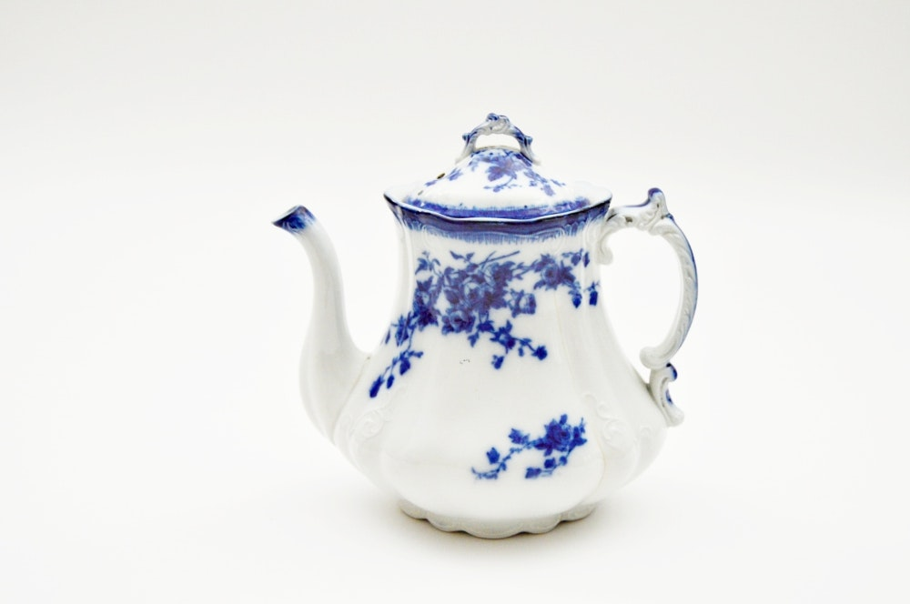 Antique WH Grindley Teapot