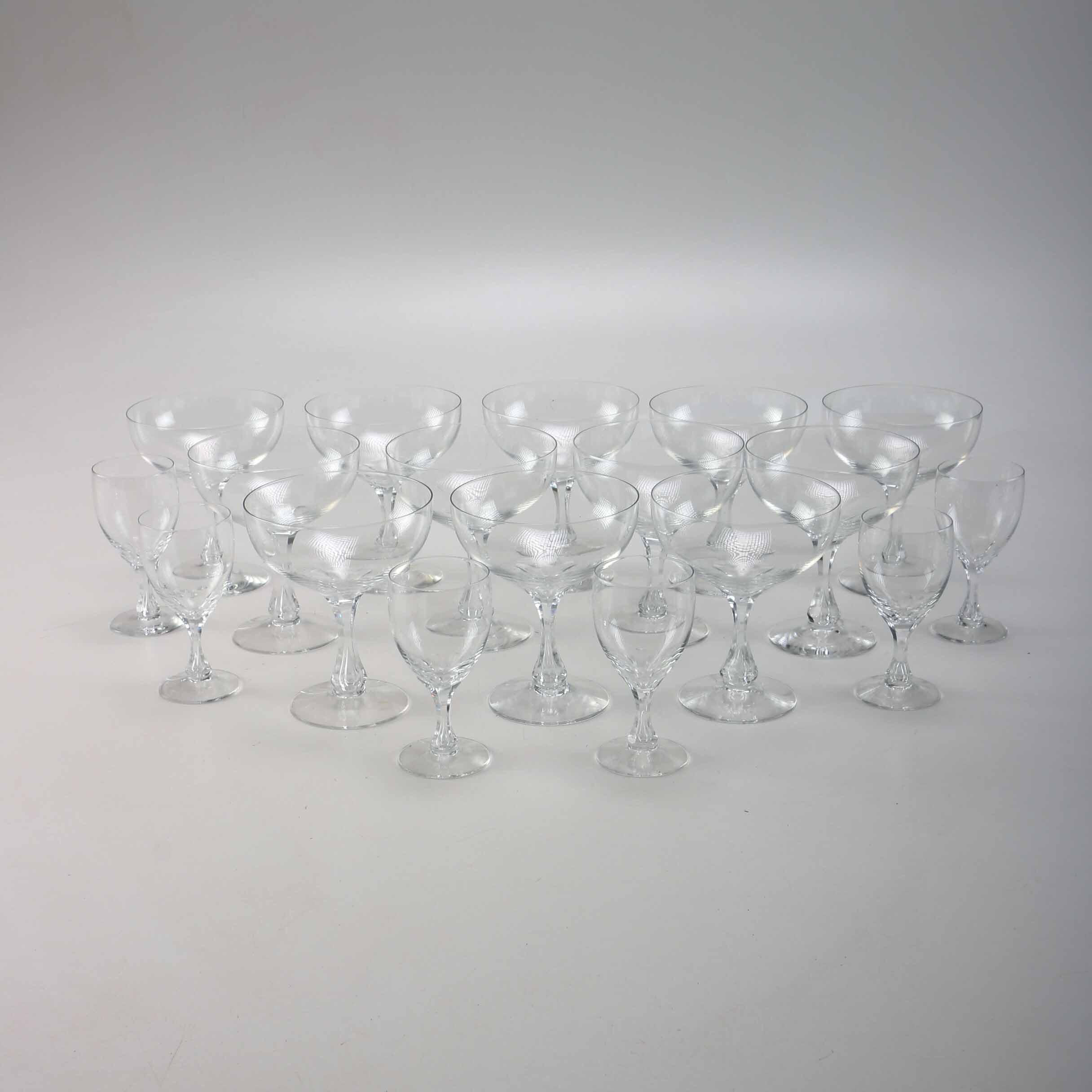 Orrefors Stemware Glasses