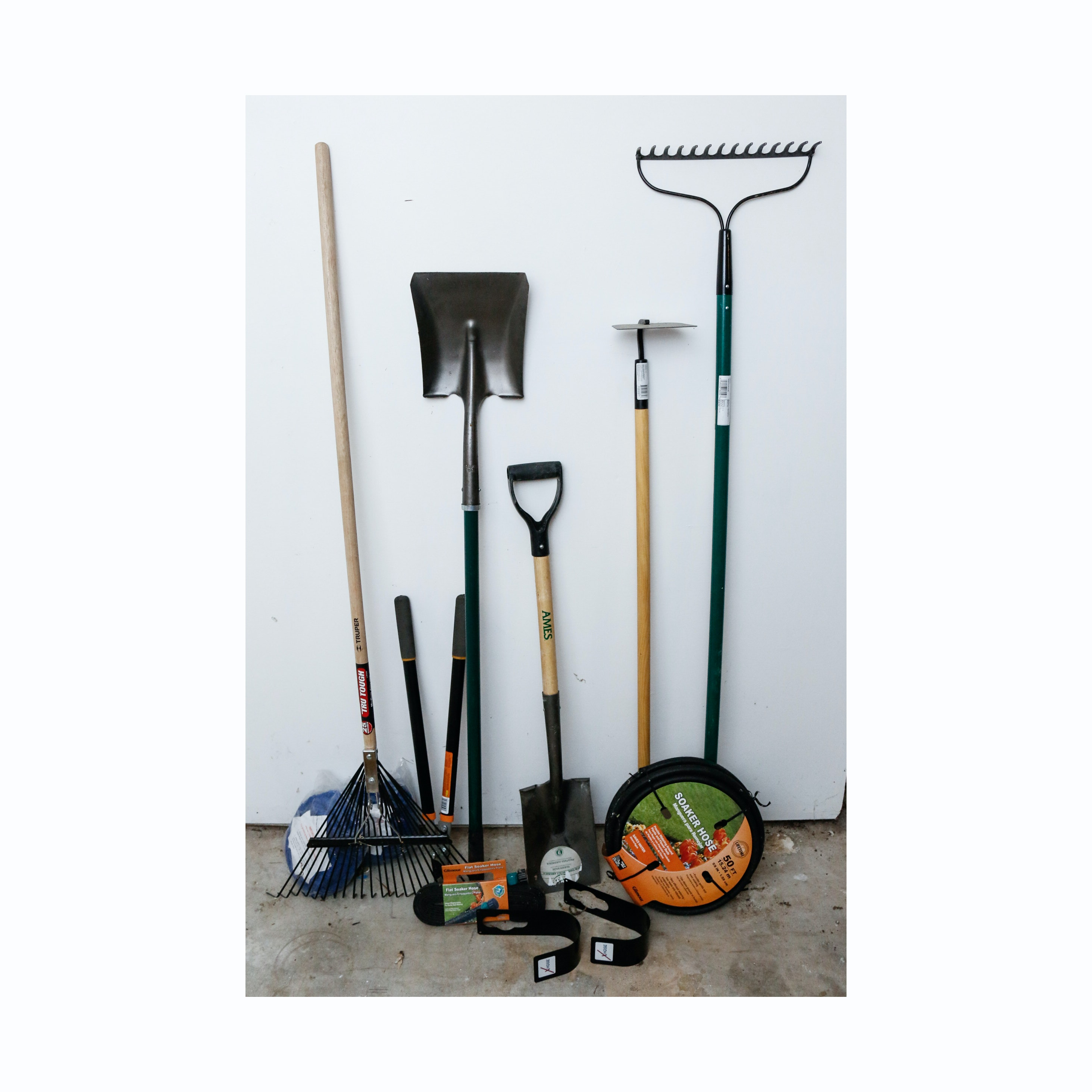 Like New Lawn And Garden Implements ...