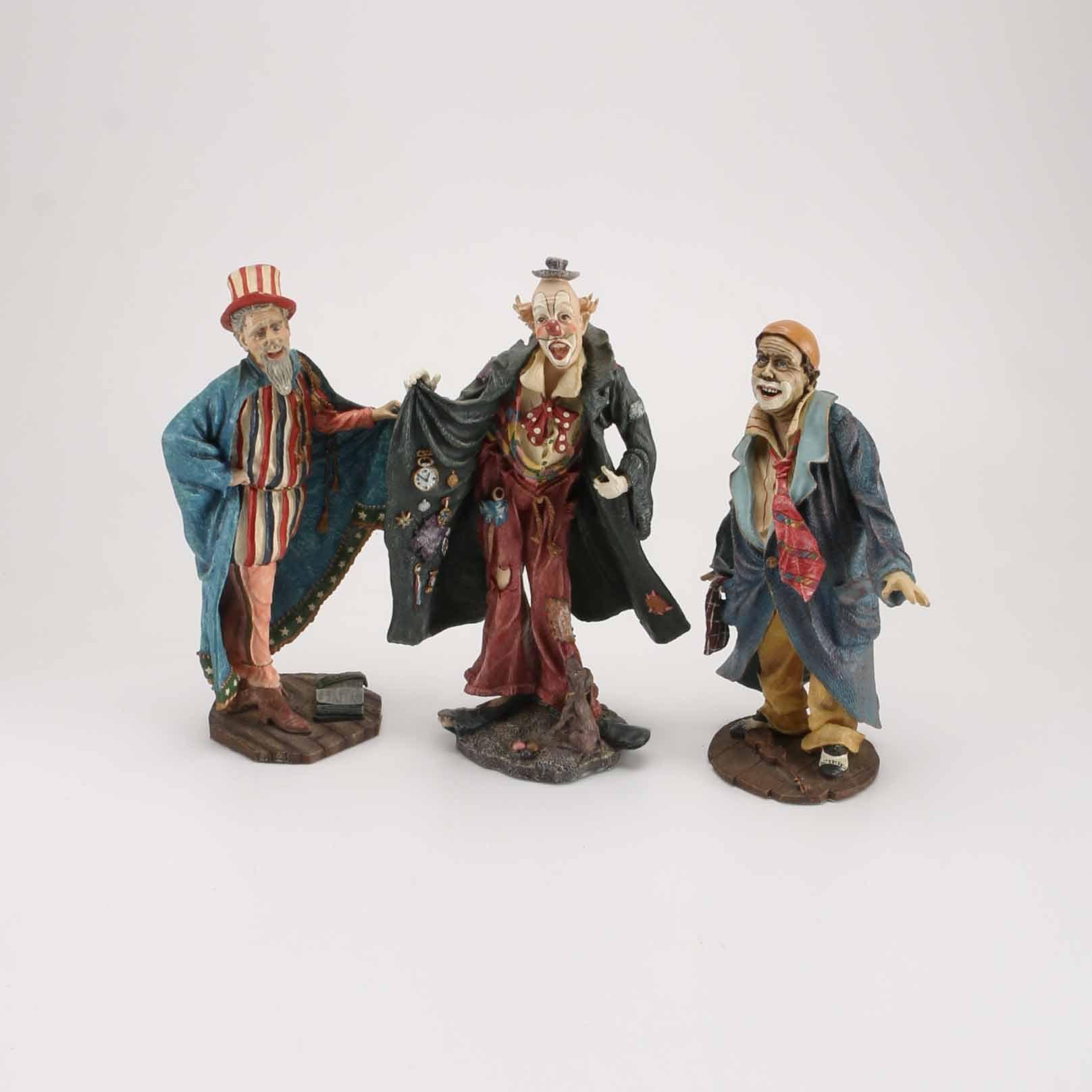 Duncan Royal Clowns