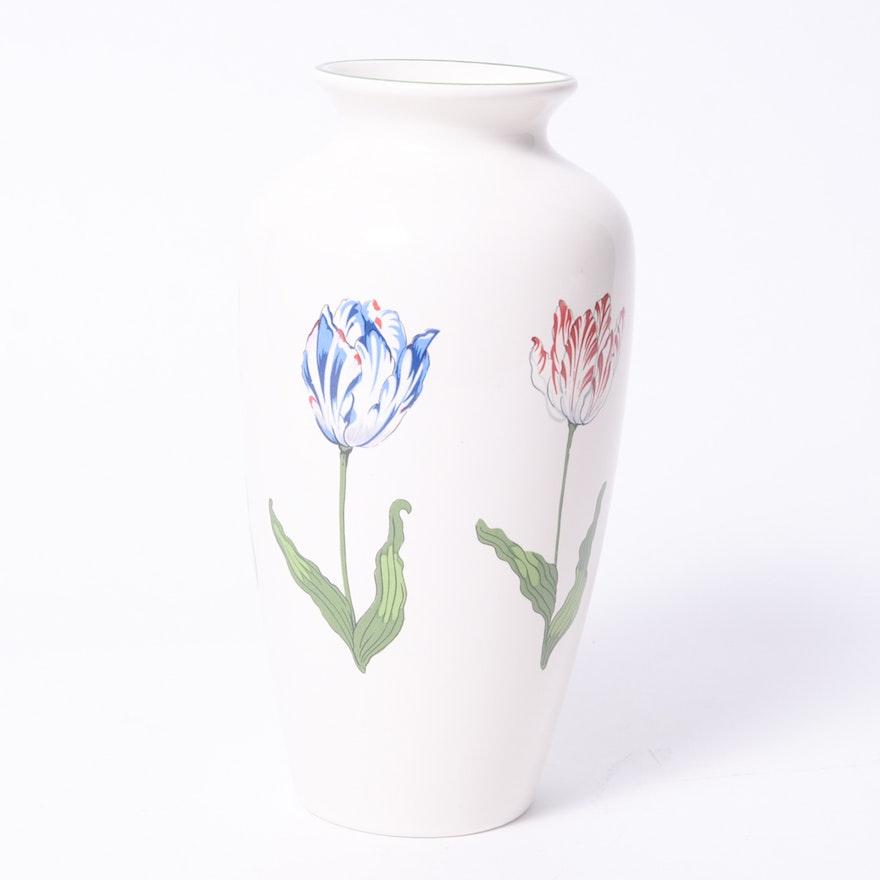 Tiffany Co Tiffany Tulips Vase Ebth