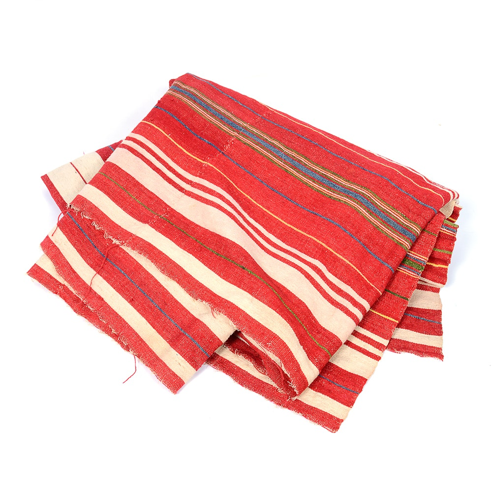 Antique Native American Woven Blanket