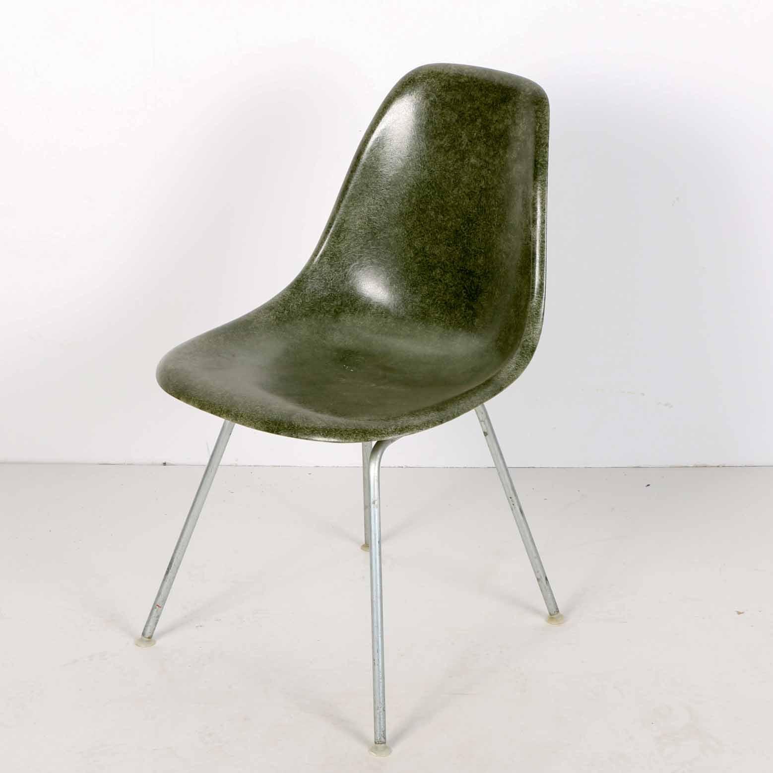 mid century modern herman miller eames shell chair - Herman Miller Eames Chair