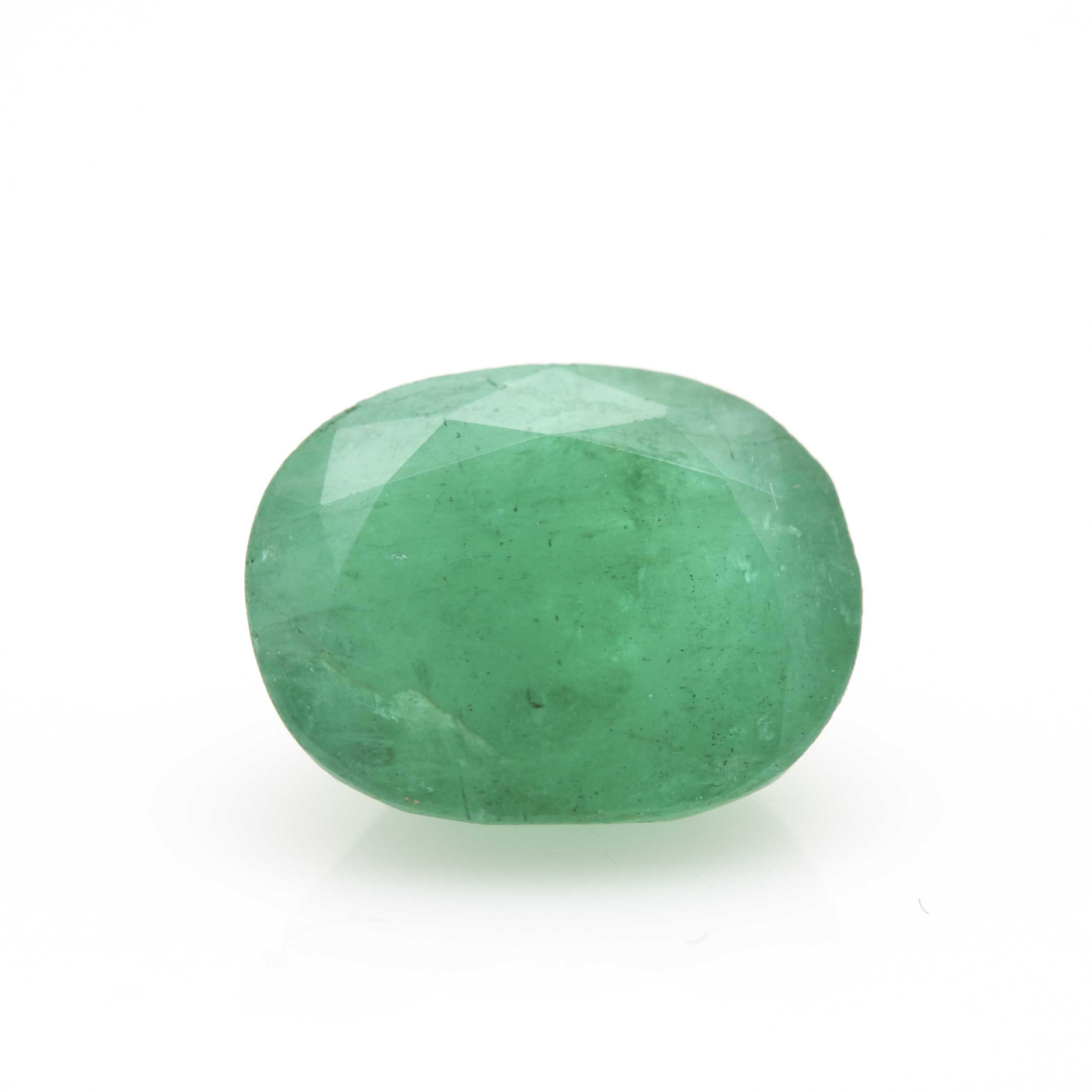 Loose 2.00 CTS Natural Emerald