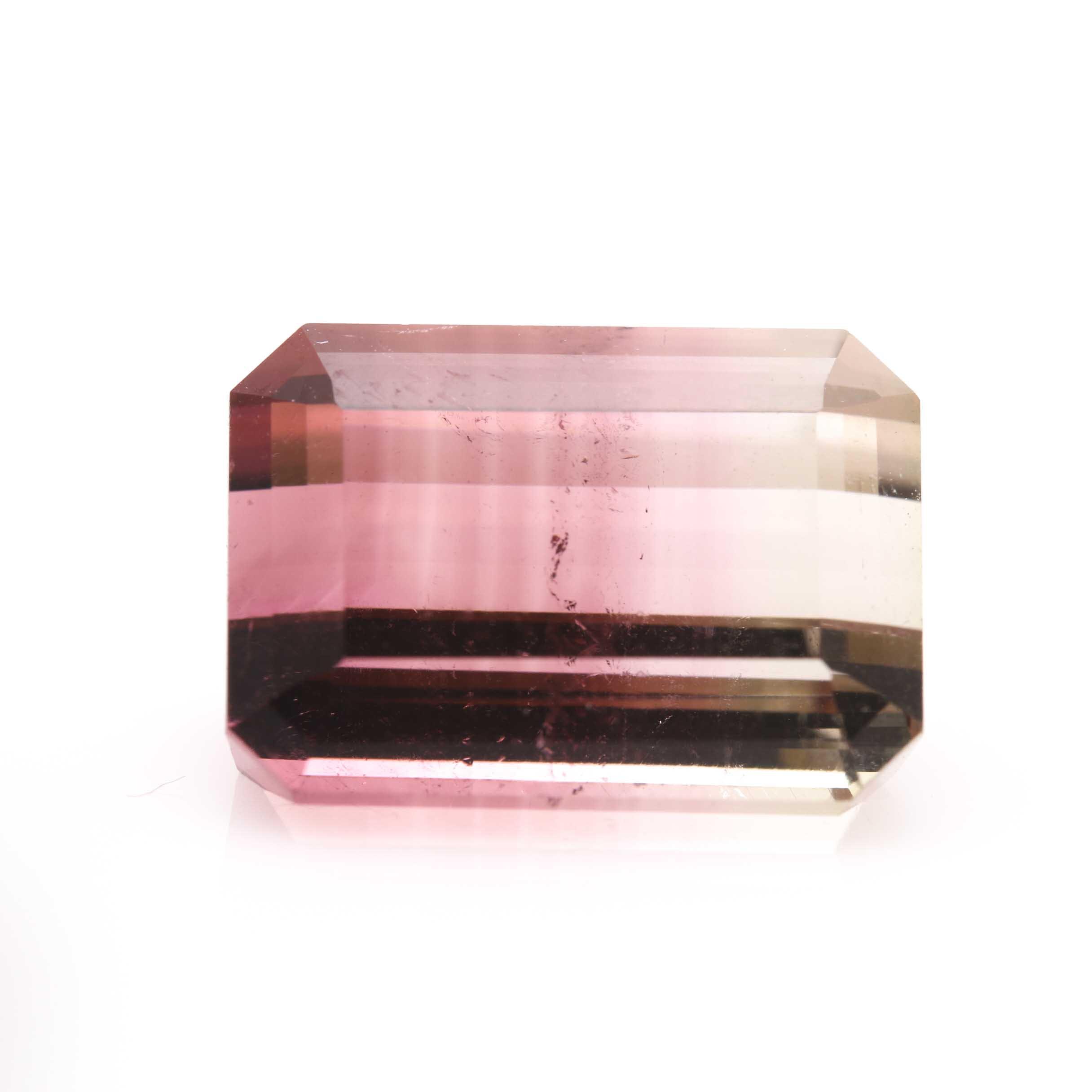 5.23 CTS Bi-Color Tourmaline