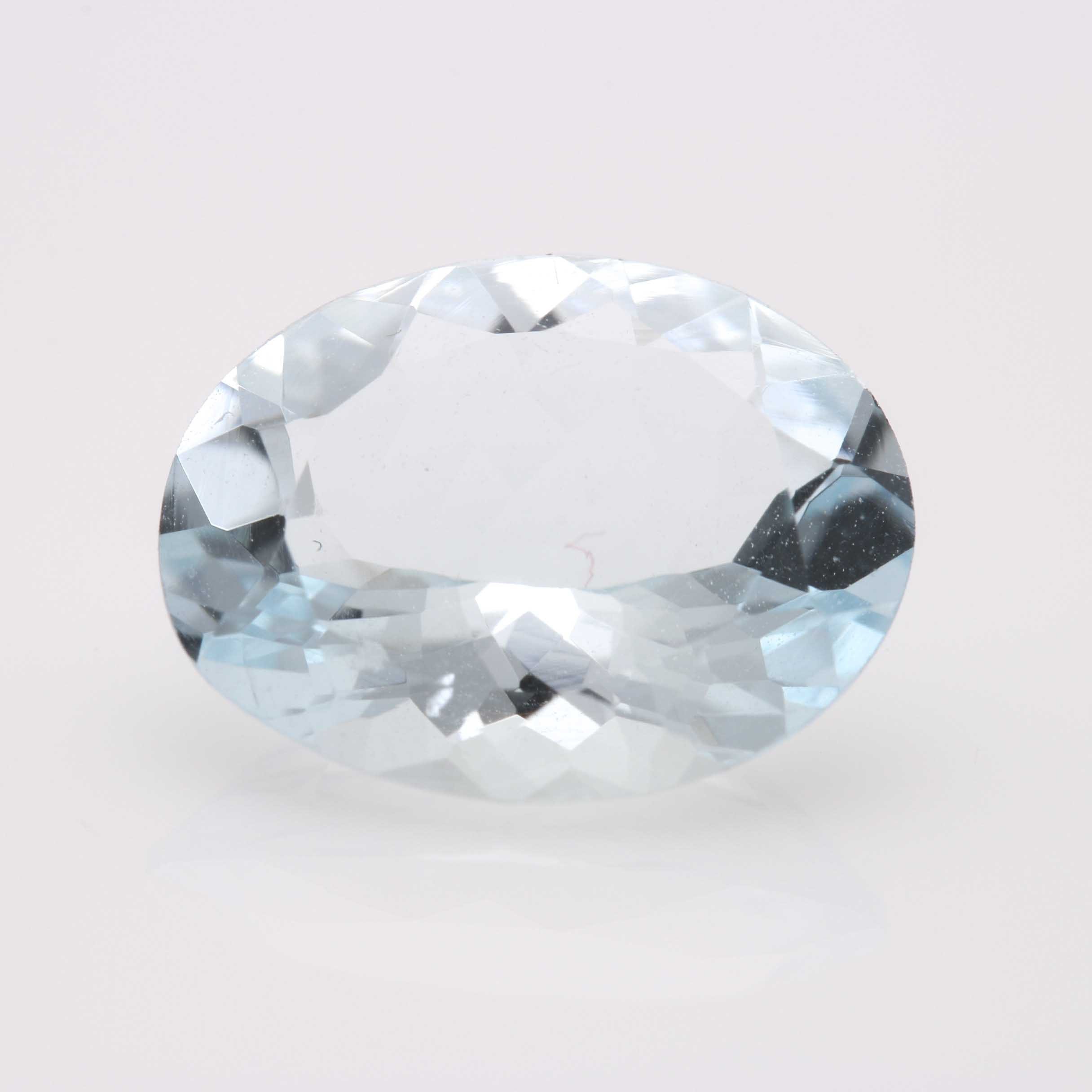 1.90 CTS Loose Aquamarine Gemstone
